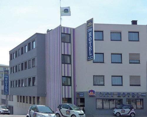 Best Western City Hotel Pirmasens - фото 23