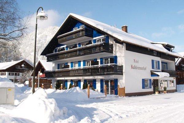 Hotel-Garni Kalkbrennerhof - фото 22