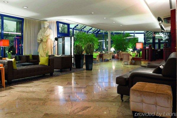 Parkhotel Pforzheim - фото 8