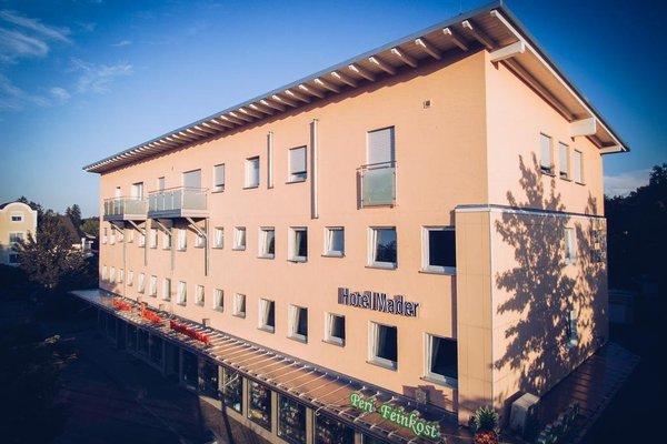 Hotel Mader - фото 23