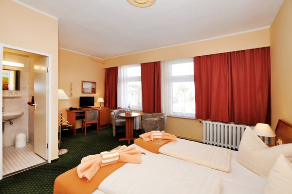 Hotel Waldperle - фото 1