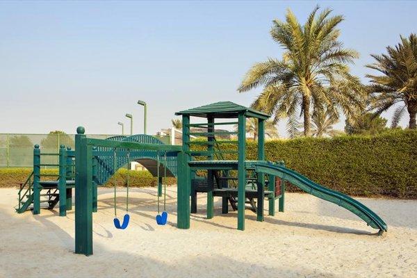 Bin Majid Beach Resort - фото 21