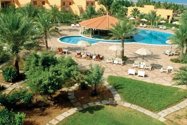 Bin Majid Beach Resort - фото 23
