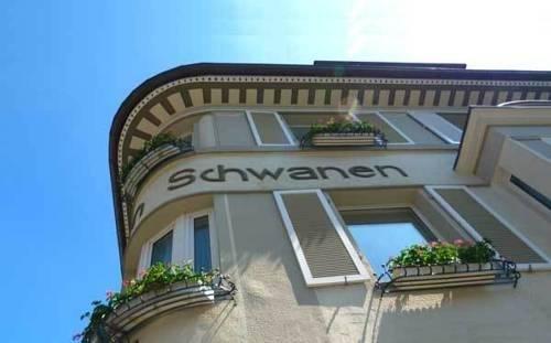 Hotel Zum Schwanen - фото 11