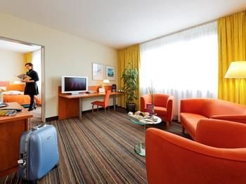 Mercure Hotel am Messeplatz Offenburg - фото 5
