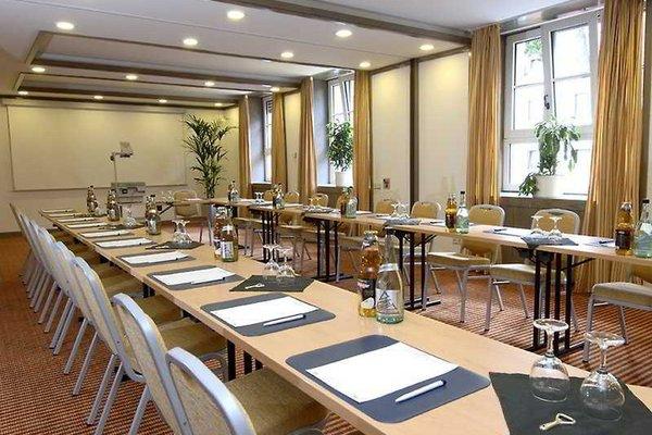 Novum Hotel Offenbacher Hof - фото 12
