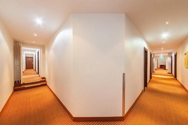 Novum Hotel Offenbacher Hof - фото 17