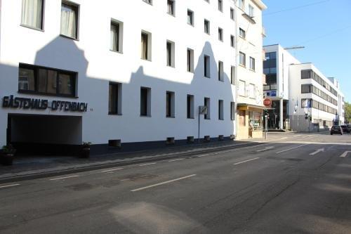 Gastehaus-Offenbach - фото 21