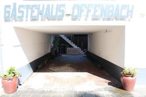 Gastehaus-Offenbach - фото 23