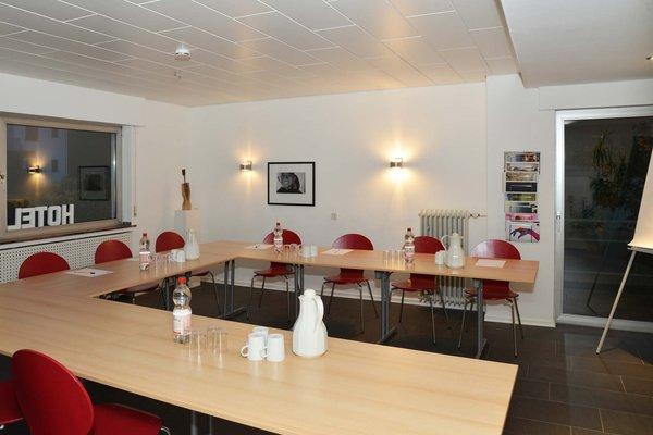 Hotel Eikamper Hohe - фото 18