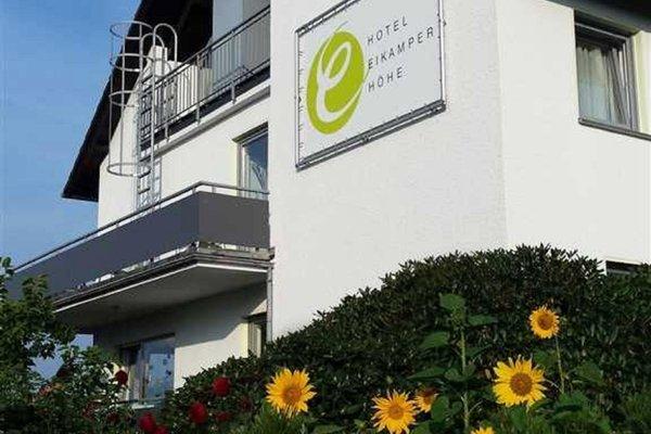 Hotel Eikamper Hohe - фото 23