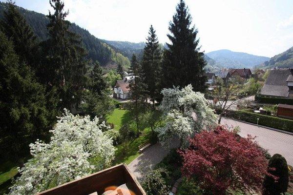 Hotel Garni Cafe Schacher - фото 17