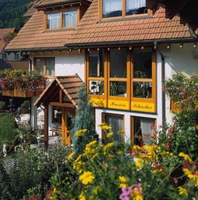 Hotel Garni Cafe Schacher - фото 21