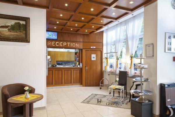 Hotel Blauer Karpfen - фото 13