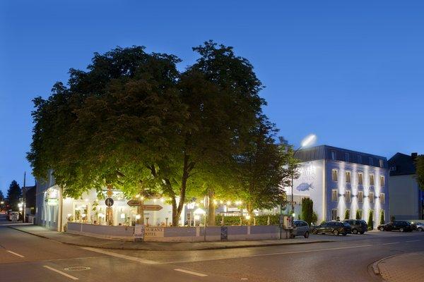 Hotel Blauer Karpfen - фото 20