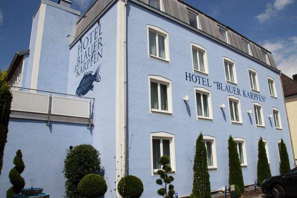 Hotel Blauer Karpfen - фото 23