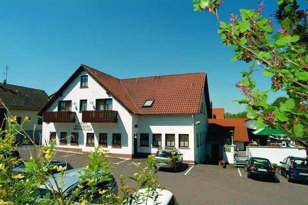 Landgasthof Lang Zum Adler - фото 20