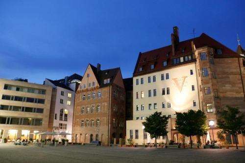 Hotel Victoria Nurnberg - фото 22