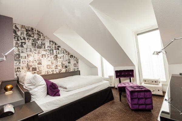 Best Western Hotel Nurnberg am Hauptbahnhof - фото 16