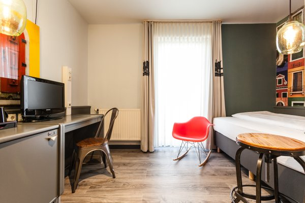 Best Western Hotel Nurnberg am Hauptbahnhof - фото 5