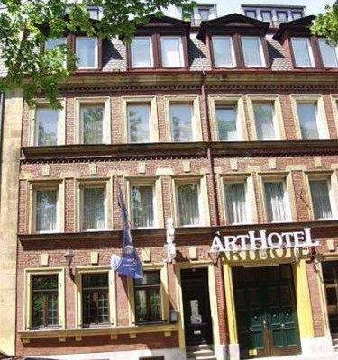 Art Hotel Nurnberg - фото 11