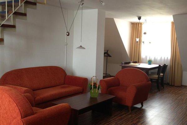Hotel Hamburg - фото 9