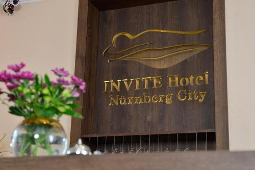 INVITE Hotel Nurnberg City - фото 18