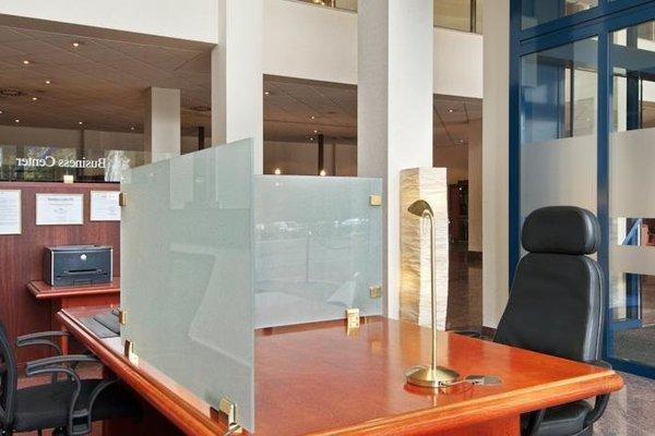 Hilton Nurnberg - фото 13