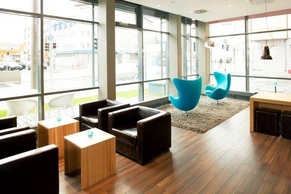 Motel One Nurnberg-Plarrer - фото 4