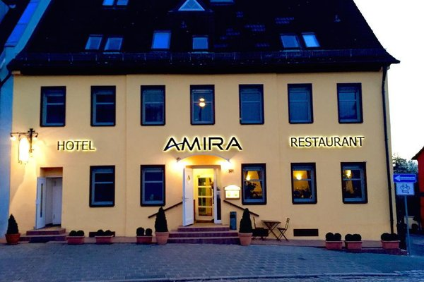 Hotel Amira - фото 14