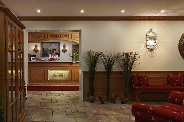 Landgasthof Hotel Gentner - фото 7