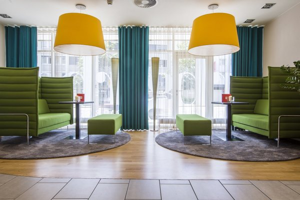 Park Inn by Radisson Nurnberg - фото 5