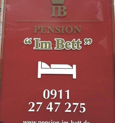 Pension Im Bett - фото 19