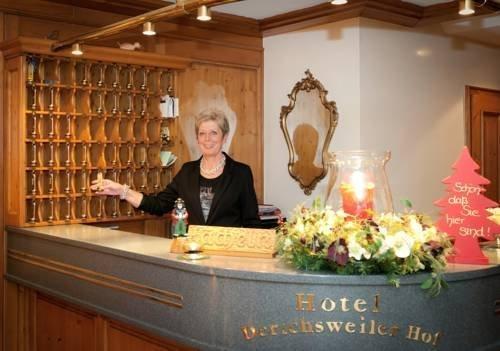 Hotel Derichsweiler Hof - фото 15