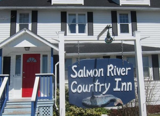 Salmon River Country Inn - фото 15
