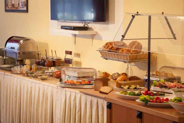Best Western Comfort Business Hotel Dusseldorf-Neuss - фото 11