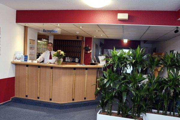 Best Western Comfort Business Hotel Dusseldorf-Neuss - фото 18