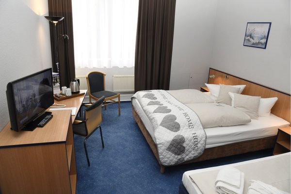 Best Western Comfort Business Hotel Dusseldorf-Neuss - фото 5