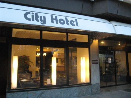 Binnewies City Hotel - фото 20