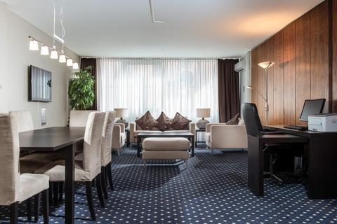 Best Western Hotel Frankfurt Airport Neu-Isenburg - фото 2