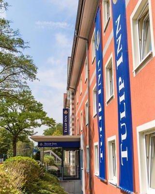 Tulip Inn Frankfurt Airport - фото 22