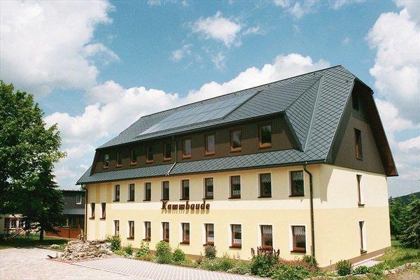 Hotel Dachsbaude & Kammbaude - фото 21