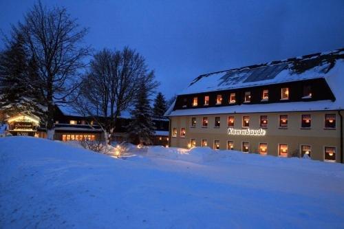 Hotel Dachsbaude & Kammbaude - фото 22