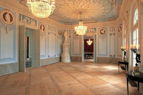 Hotel Schloss Neuhardenberg - фото 13