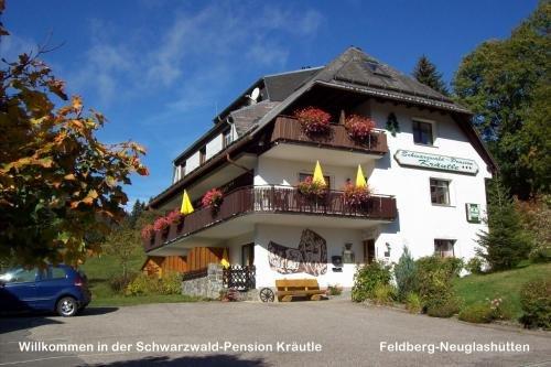 Hotel-Pension Krautle - фото 23