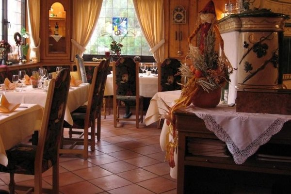 Gasthaus Zum Sternen Hotel Und Restauran - фото 7