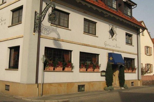 Gasthaus Zum Sternen Hotel Und Restauran - фото 9