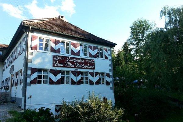 Landgasthof Zum Alten Reichenbach - фото 22
