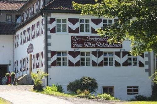 Landgasthof Zum Alten Reichenbach - фото 23