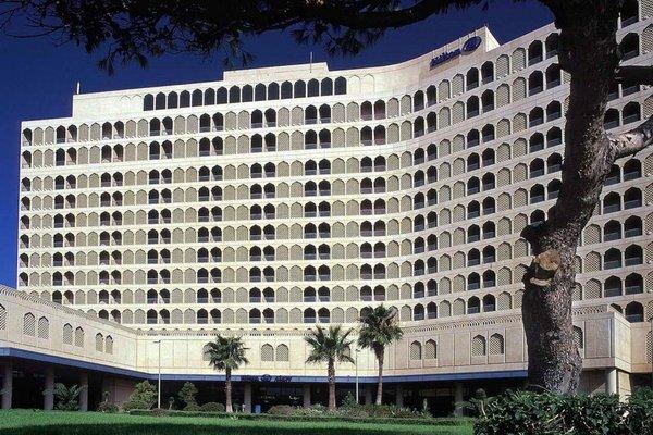 Hilton Alger Hotel, Bordj el Kiffan